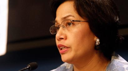 Mulyani Indrawati (AFP Photo)