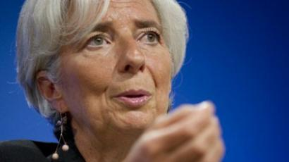 Christine Lagarde (AFP Photo / Saul Loeb)