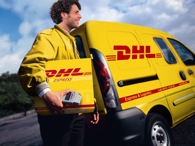 DHL express business contribute to overall group business growth