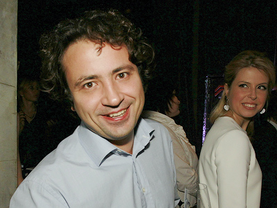 Number 13 lucky for Russian young billionaire on Forbes list