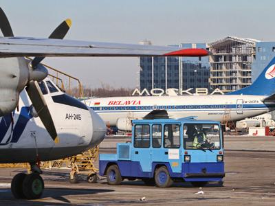 Vnukovo international airport. (RIA Novosti/Andrey Rudakov)