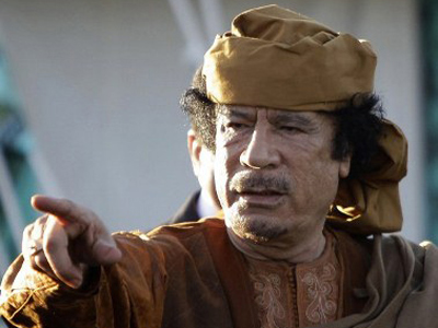 Gaddafi demise leads to questions over contracts