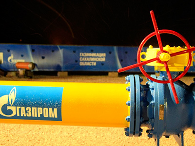 Gas to be key Russia-China outcome in St.Petersburg