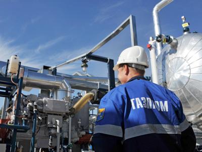 Gazprom posts 1H 2011 net profit of 771.7 billion roubles under IFRS