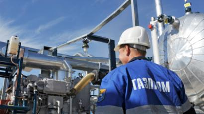 Gazprom posts 1H 2011 net profit of 771.7 billion roubles under IFRS