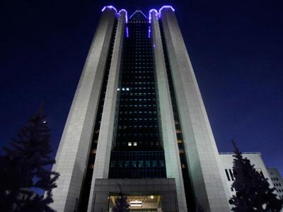 Gazprom takes tumble down energy-league table
