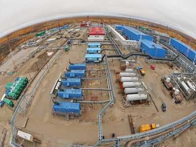 Gazprom buys access to Czech consumers