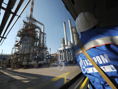 Gazprom may buy gas company DEPA from cash hungry Greece