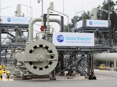 Nord Stream gas pipeline (RIA Novosti / Grigory Sysoev)
