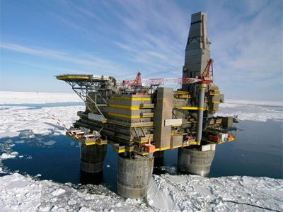 Gazprom says NO to private companies in Russia's shelf