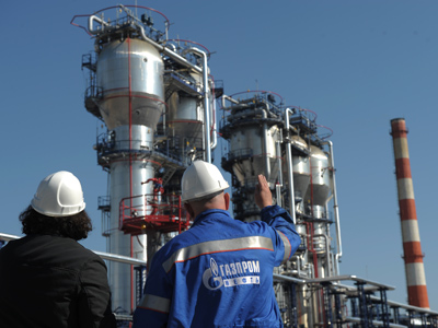 Gazprom is more interested in shale oil, than gas - CEO