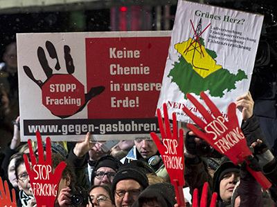 Germany may ban fracking over environmental concerns