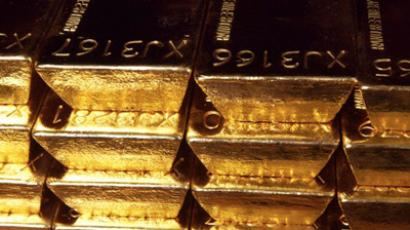 Gold is a safe heaven for investors