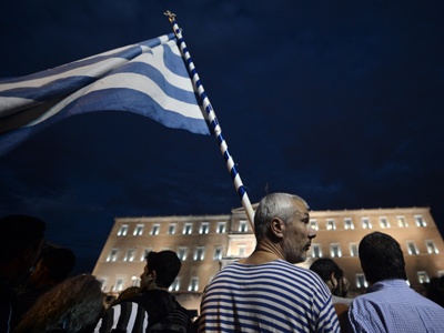 Greece approaches moment of truth on EU debt as creditors feud
