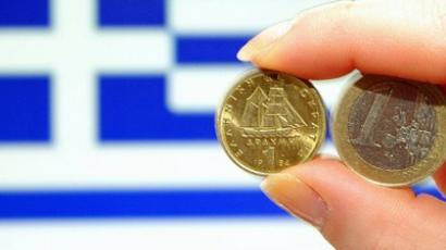 'EU forcing Greece into austerity'