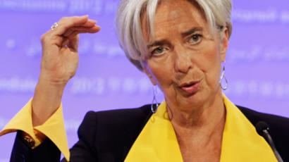 IMF cuts global growth forecast for 2013