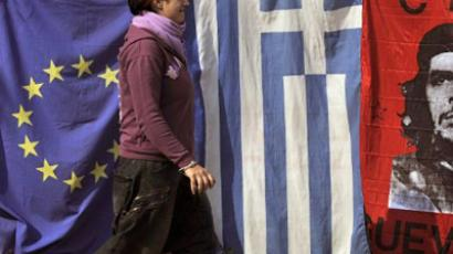 'Greece & EU: Either saved or collapsed together'