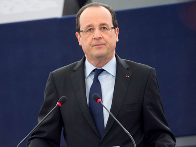 Francois Hollande: Eurozone must defend its currency