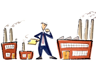 Industrial Output down 14.9% January to April