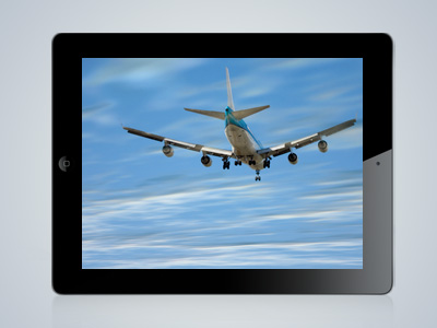iPad flies high: Apple product helps air carrier reduce fuel costs