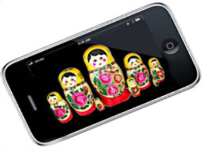 iPhone 3G comes officially to Russia