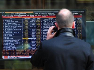 Italy's stocks bring mixed joy