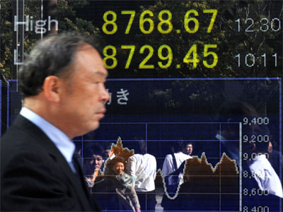 Japan slips into technical recession
