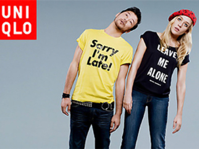 Uniqlo opens up in Moscow