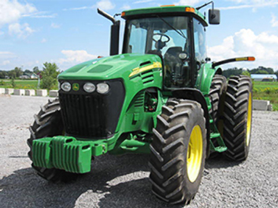 John Deere opens production facility near Moscow