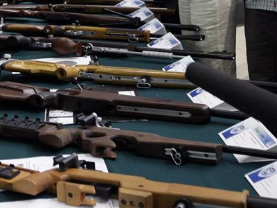 AK47 maker bites the bankruptcy bullet