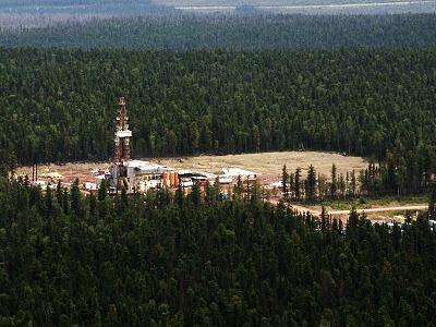 The Kovykta gas field