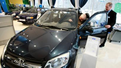 St. Petersburg Nissan plant to shift to 4-day week as car market slows in 2013