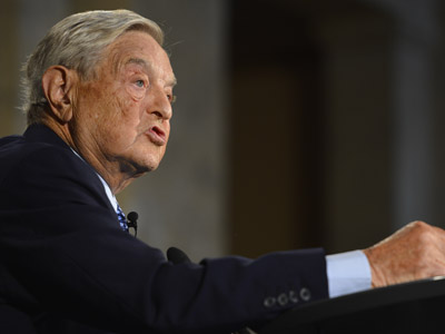 Germany should take the lead or leave the euro altogether – Soros