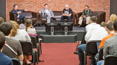 LINT talked up hi-tech ventures in Russia.