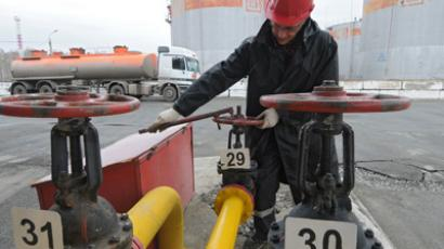 Europe's Recession Reflected in oil prices