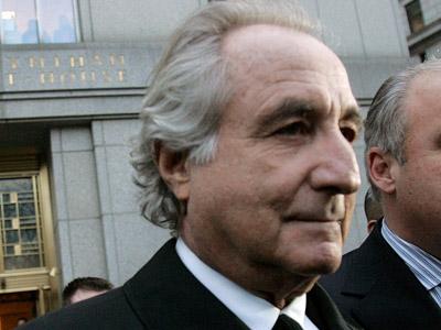 Bernard Madoff (Hiroko Masuike/Getty Images/AFP )