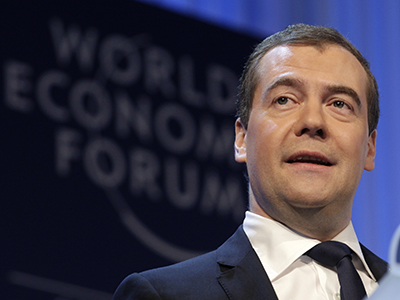Current oil prices optimal for consumers and producers, Russia not interested in them rising - Medvedev