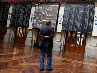 Market Buzz: RTS profits gone with rouble