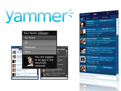 Yammy Yammer: Microsoft buys social network developer