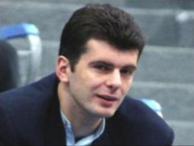 Mikhail Prokhorov leaves Norilsk Nickel