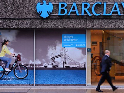 Moody's cuts Barclay's outlook