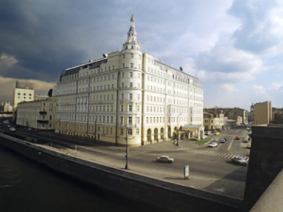 Baltschug Kempinski hotel (RIA Novosti Photo)