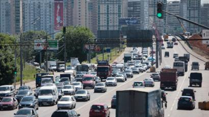 Austrians will make Russian highway smart