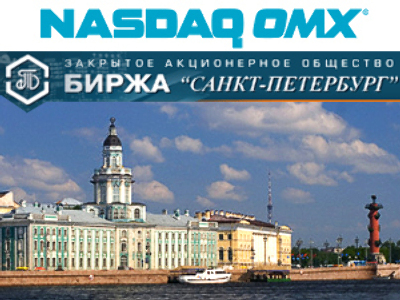 Nasdaq OMX to open St Petersburg exchange