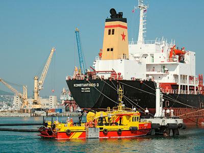 Novorossiysk Commercial Sea Port posts 1Q 2011 net profit of $143.6 million