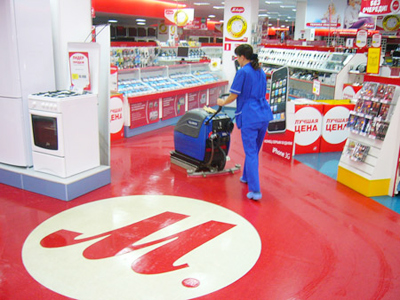 M.video posts FY 2010 net profit of 2.221 billion Roubles