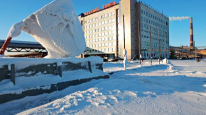 Prokhorov flags support for taking revised Norilsk Rusal offer