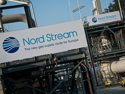 Nord Stream launches second pipeline