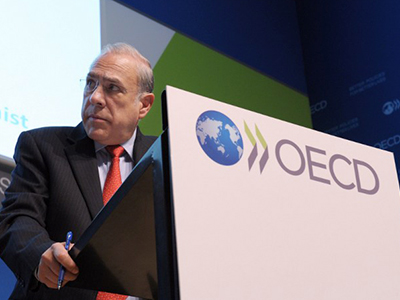 OEСD slashes global forecast, warns of global slowdown