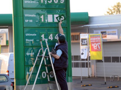 Concerns over prices as EU oil embargo to come into force